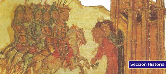 Lee más sobre el artículo El caballo de guerra en la Edad Media