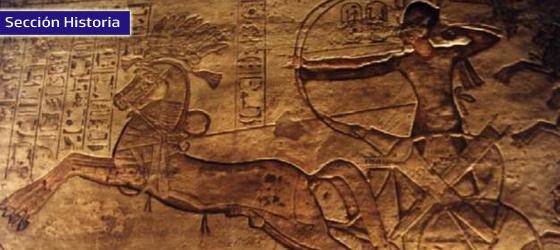Lee más sobre el artículo Ramsés II y la batalla de Qadesh