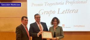 Grupo Lettera recibe el reconocimiento de la prensa española