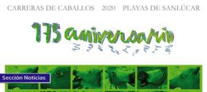 Las carreras de Sanlúcar presentan el programa para su 175 Aniversario