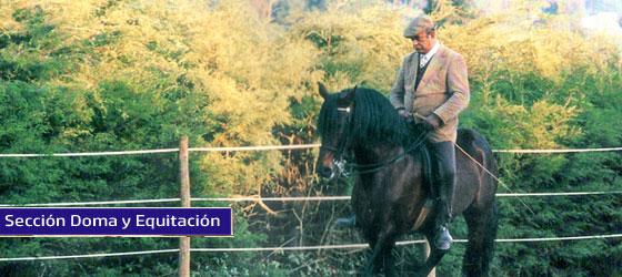 Caballos sometidos y caballos domados por Nuno Oliveira