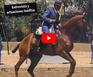 Joaquín Olivera y su pellizco vaquero en la competición