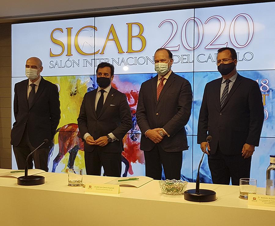 Estamos de enhorabuena: SICAB 2020 comenzará el miércoles 7