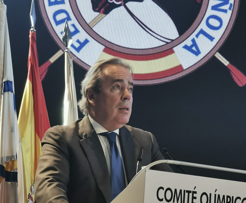 Mensaje de Javier Revuelta, presidente de la RFHE