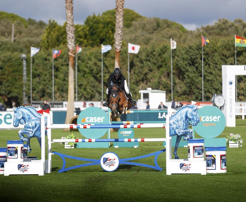 Gudrun Patteet y Sea Coast Kashmira Z ganan el GP Equine América
