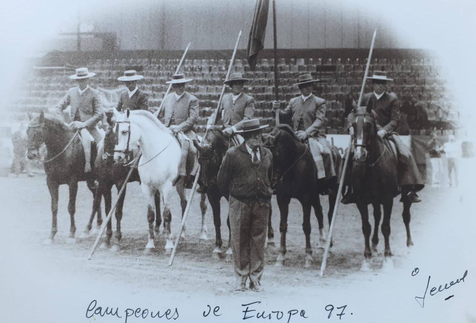Equitación de Trabajo