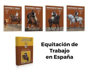 Lettera lanza una nueva colección de libro y DVDs sobre Equitación de Trabajo
