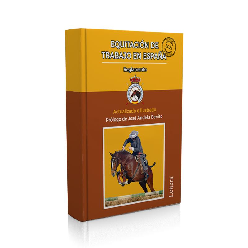 Libro Equitación de Trabajo