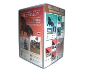 Enciclopedia Mundial del Caballo