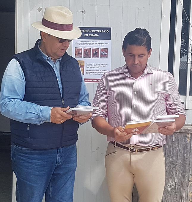 Joaquin Fernandez y Jose Antonio Olea