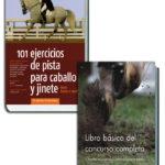 Libro básico del concurso completo + 101 ejercicios de pista para caballo y jinete