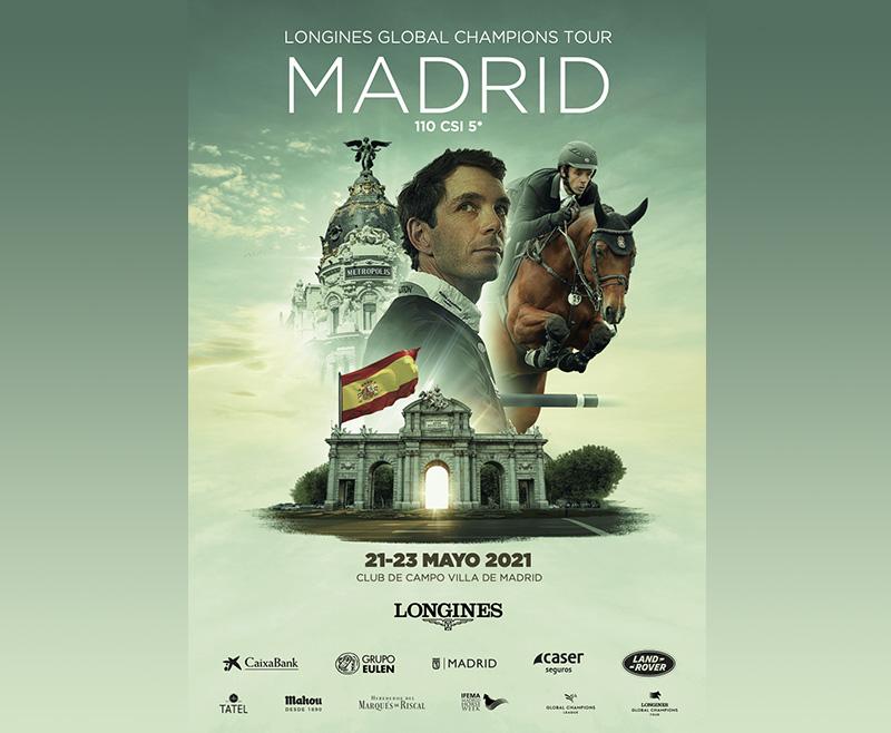 De nuevo en Madrid la 'Fórmula 1 de la hípica', con más de 900.000 euros en premios