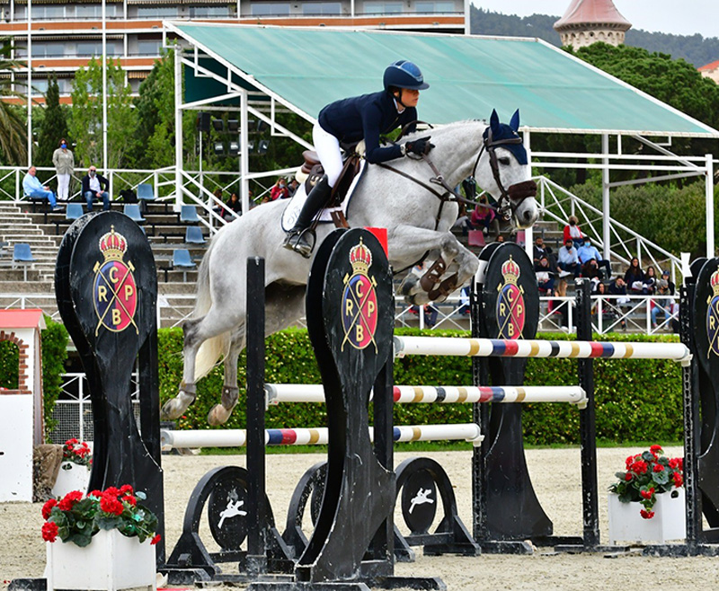 En este momento estás viendo Más de 250 caballos en el CSN 2* del Real Club de Polo en Barcelona