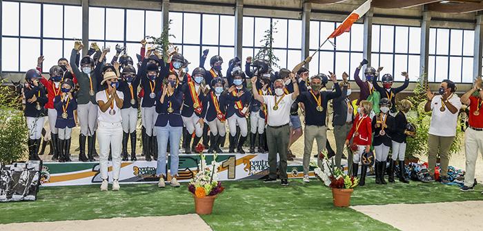 Campeones España Ponis