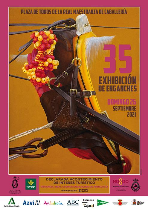 Cartel 35 Exhibición Enganches