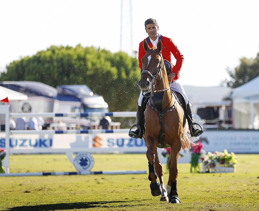 Lee más sobre el artículo Ismael García Roque Campeón de España de Saltos Absoluto 2021